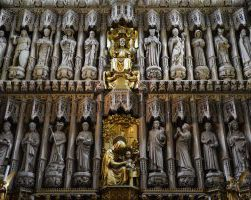 Southwark Cathedral Screen